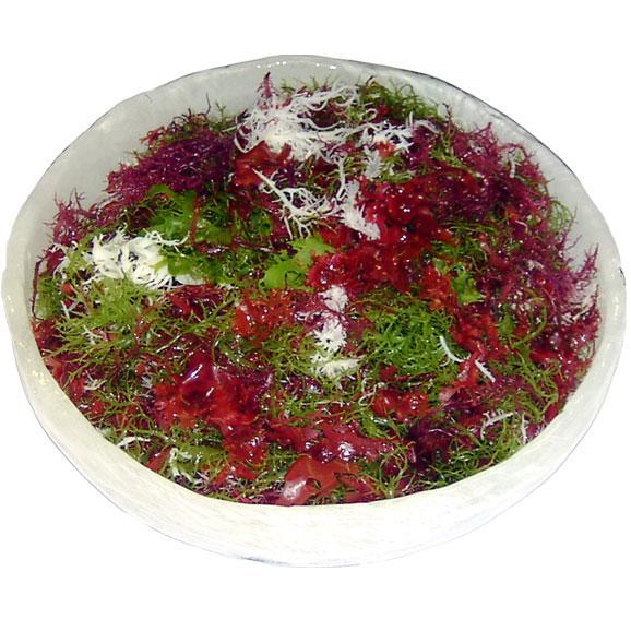 海藻サラダ 水戻し簡単 マリンバスケット 30g わかめ抜き 6種の海藻 色鮮やか03