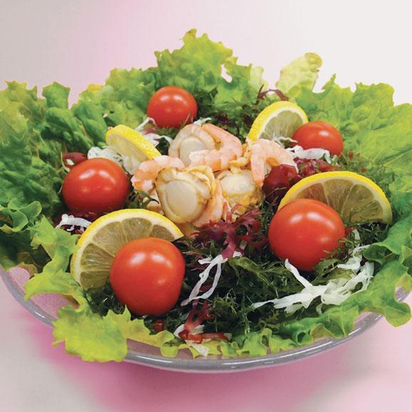 海藻サラダ 水戻し簡単 マリンバスケット 30g わかめ抜き 6種の海藻 色鮮やか04