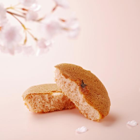 【1日限定5箱】武蔵野マドレーヌ<桜>(5個入)01