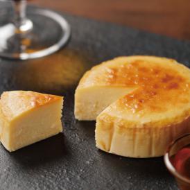 大人気特製焼チーズケーキの新しい味