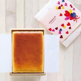《バレンタイン♡特製焼チーズケーキ》【木箱入】