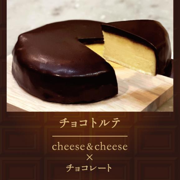 武蔵野茶房 チョコトルテ〈cheese&cheese×チョコレート〉01