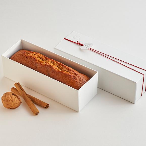 胡桃シナモンのパウンドケーキ02