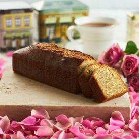 北欧紅茶「セーデルブレンド」のパウンドケーキ
