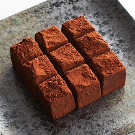 生チョコ 石甃・ラム酒
