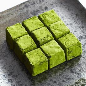 生チョコ 石甃・東京抹茶