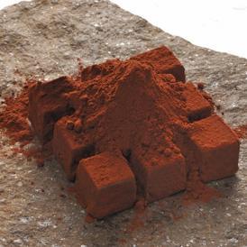 石庭を愛でるように愉しむ生チョコ