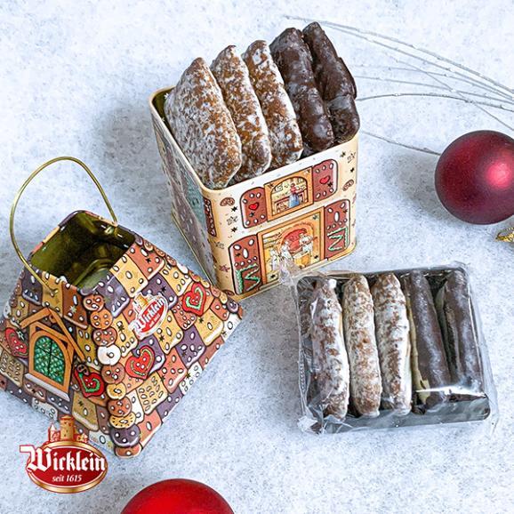 【ヴィックライン】レープクーヘン「お菓子の家」巾着プレゼント付き04