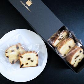 焼菓子ギフトボックス S「ザントクーヘン レーズン 6個セット」