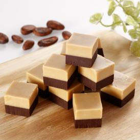 第4のチョコ、濃厚でミルキー少し塩気もあるキャラメルのような味わいが広がる新しい生チョコ