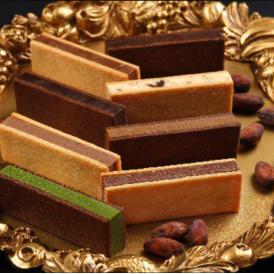 さくさくクッキーと口どけの良いチョコレート、厳選した素材の相性を追及してたどり着いた極上のバランス
