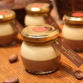 「自由が丘・生チョコプリン」は第四のチョコとカカオ70%でまろやかな生チョコプリン!