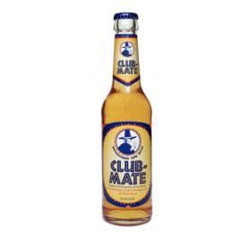 ドイツで大人気。マテ茶ベースのナチュラルエナジードリンク、クラブマテ(CLUB-MATE)