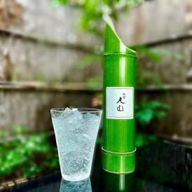 【祇園 丸山】特製青竹焼酎 500ml