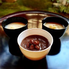 国産素材にこだわった北海道産の小豆、百合根を使い上品な味わいにリニューアルしました。