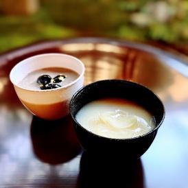 【祇園 丸山】甘味2種セット