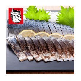 黒酢と炙りしめ鯖のセット
