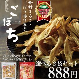 宮崎特産品まるごと国産ごぼうチップス「ゴボチ」 農林水産大臣賞受賞!