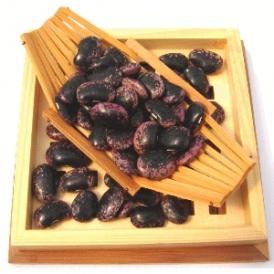 群馬県産紫花豆 1000g 29年度産