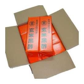 【送料無料】(代引手数料無料)『栄誉に輝いた福山玄米黒酢1ケース(12本入り)』