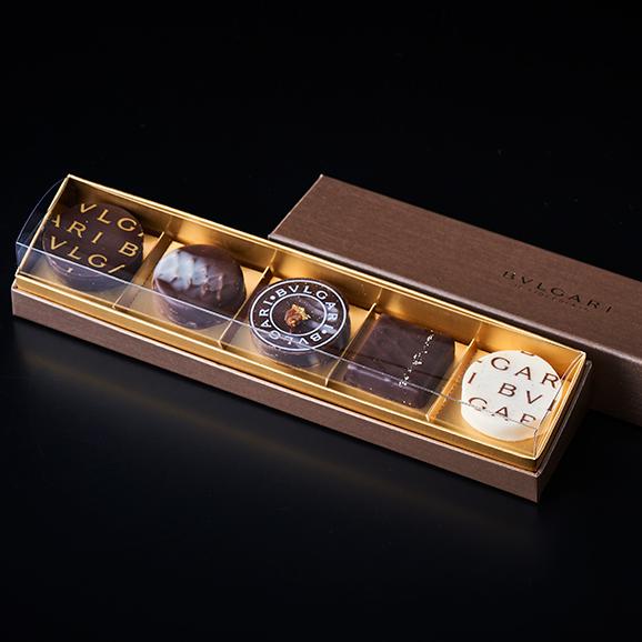 【1日限定5個】チョコレート・ジェムズ 5個入04