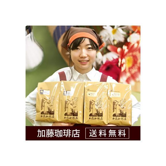 ホヌコペセレクト・珈琲福袋(A) [ラオス×2・ラデュ×2]/珈琲豆01