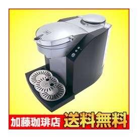 [送料無料・Rポッド60mm/10個付]コーヒーポッドマシンMKM-112Bメリタ(Melitta)/グルメコーヒー豆専門加藤珈琲店