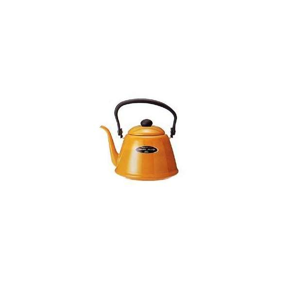 [お取り寄せ商品]細口コーヒーケトル2L(イエロー)/カリタ(Kalita)/グルメコーヒー豆専門加藤珈琲店01