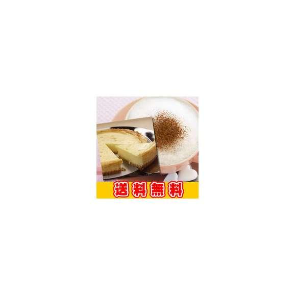 ■ニューヨークチーズケーキ&スペシャルティコーヒーセット[Qタンザニア・Qグァテ/各200g]【第2弾】01