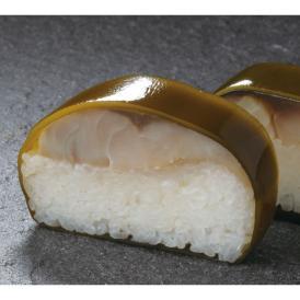 ほどよく締めた真鯖、口あたりのよい真昆布、ほんのり甘い酢飯。