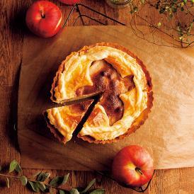 林檎の苗木を植えるところから始めたアップルパイ
