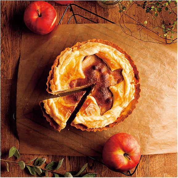 林檎の苗木を植えるところから始めたアップルパイ屋さんのアップルパ…