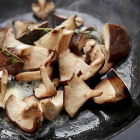 原木しいたけ【生 Sサイズ:スープやソース、みじん切りにするお料理向き】