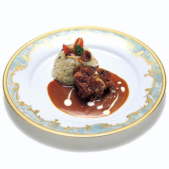 牛王仕立てのレストランカレー 【200g×5食セット】02