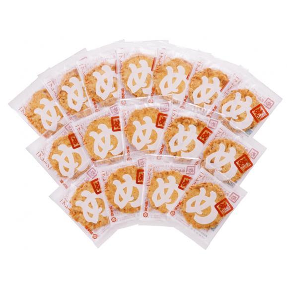 辛子めんたい風味 めんべい 32枚入(2枚入×16袋)×10個(320枚) 「プレーン L」 福太郎 10箱 067-77306