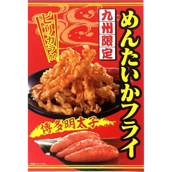 博多食材工房 九州限定 めんたいかフライ 60g×10個 「送料込」 067-69406