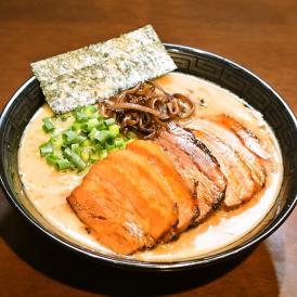 【豚骨部門究極のラーメン4度受賞】博多焼豚麺 5食セット