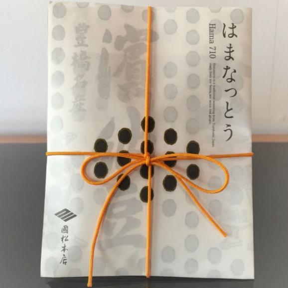 濱納豆 ミニギフトパッケージ【50g】01
