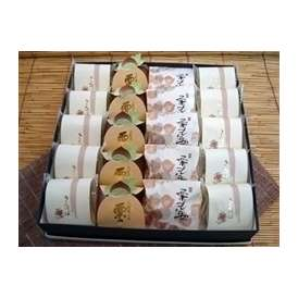 幸成堂の和菓子詰め合わせ きんつば10個・栗の幸5個・栗最中5個セット