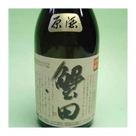 純米吟醸蟹田 原酒