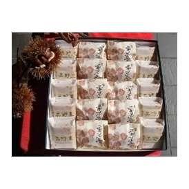 幸成堂の和菓子詰め合わせ 栗最中10個・美野里10個セット