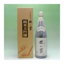 而妙斎御銘純米大吟醸松の翠1800ml詰め