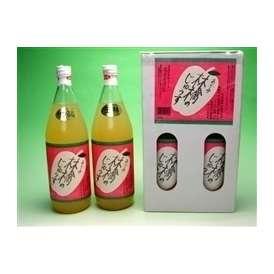 長野 安曇野 あらやファーム100%りんごジュース2本入り