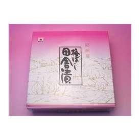 中田食品紀州産南高梅 梅ぼし田舎漬化粧箱入り 1kg