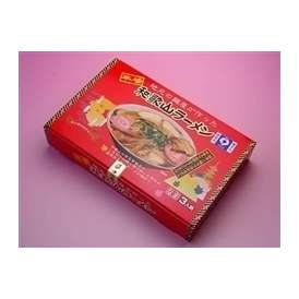 柏木製麺所の和歌山ラーメン 豚骨×鶏ガラ合わせだし 3食入り
