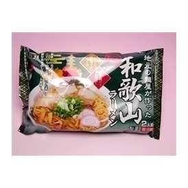 柏木製麺所の和歌山ラーメン 豚骨×鶏ガラ合わせだし 2食入り