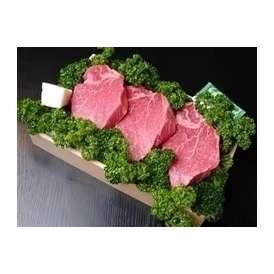 JA丹波ささやま丹波ささやま牛 フィレステーキ肉3枚(1枚 約130g前後)