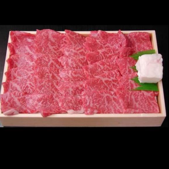 JA丹波ささやま丹波ささやま牛 イチボ(もも) 焼肉用500g01