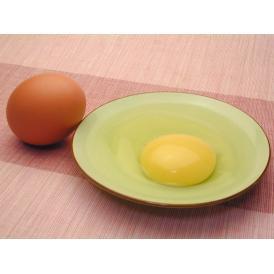 北海道でゆったりとした空間を自由に走り回る鶏の卵です!