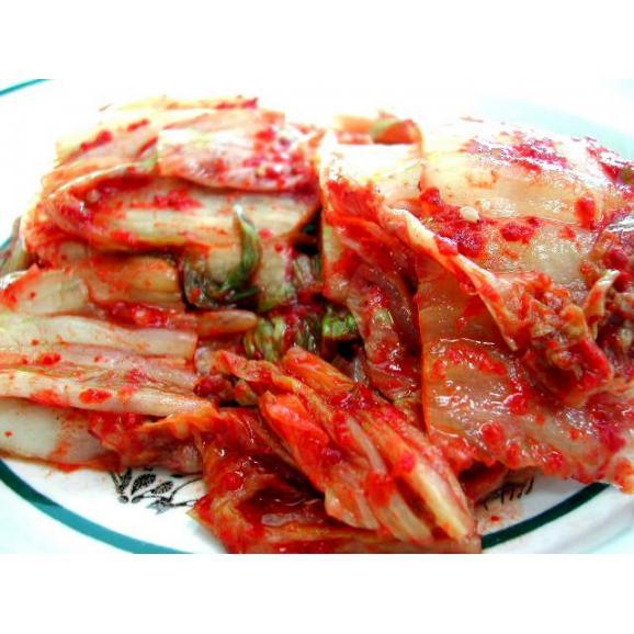 無添加白菜キムチ ノーカット 3kg01